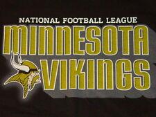 Official TEAM NFL  Minnesota VIKINGS  T-Shirt    NWT NEW / TAGS .....    MEDIUM