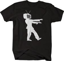 Mindless TV Zombie Suit Brainwashed Tshirt