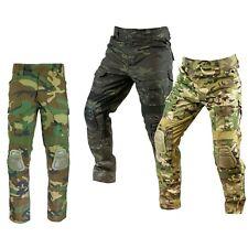 Viper Tactical GEN2 Elite Trousers Combat Airsoft Military Camo Pants, Knee Pads