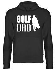 Golf Dad Mens Womens Ladies Unisex Hoodie