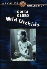 Wild Orchids,New DVD, Greta Garbo, Nils Asther, Lewis Stone, Sidney Franklin