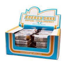 (8,00 Eur/kg) E.L.F. Energy Cake 20 x 125g Riegel Kiste Kohlenhydrate Hafer