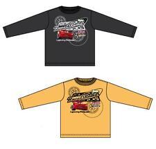 Maglietta Maniche Lunghe Bambino Cars, Maglia Saetta Mc Queen *06820