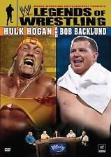 WWE: Legends of Wrestling - Hulk Hogan and Bob Backlund (DVD, 2010) sealed