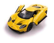 Ford Gt Coche Deportivo Coche a Escala Auto Producto de Licencia 1 :3 4-1 :3 9