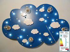 """Kinderlampe Deckenlampe Leuchte """"Clouds"""" Wolken ; handgefertigt und individuell"""