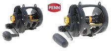 Penn Squall 2-Speed Lever Drag Big Game Fishing Reels 16VS/30VSW/50VSW