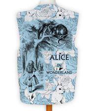 Gadget Gilet Divertimento Costume Informal Wacky Alice Nel Paese Delle