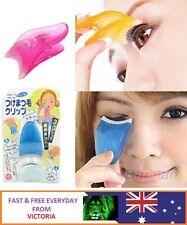 Useful False Eyelash Curler Clip Fake Eye Lash Applicator Makeup Cosmetic Tool
