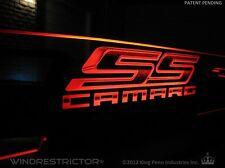 GM Lic SS Camaro Convertible Windscreen Windblocker Wind Restrictor