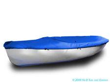 470 Sailboat - Boat Deck Cover - Blue Sunbrella
