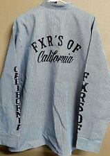 FXR'S of California Ben Davis customized button up shirt