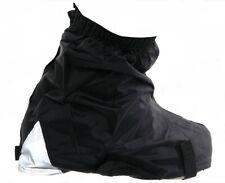Corvejón polainas fahrrad-gamasche/acerca de los zapatos longitud de tobillo,