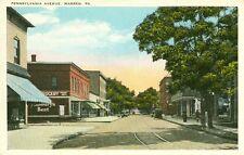 Warren,PA. Pennsylvania Avenue Grocery
