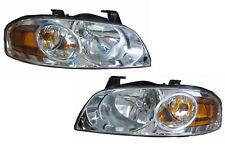 For 04 05 06 Sentra, Left & Right Headlight Headlamp Lamp Light Pair L+R
