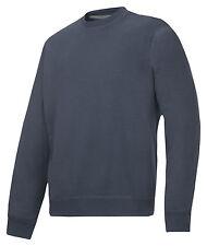 Snickers 2810 Classic Sweatshirt Mens SnickersDirect Steel Grey