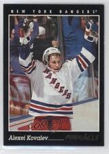 1993-94 Pinnacle French #76 Alex Kovalev New York Rangers Hockey Card