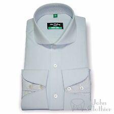 rotondo colletto camicia a coda di rondine British CLUB UOMO PENNY GEMELLI