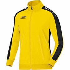 Jako Polyesterjacke Striker Herren citro/schwarz Trainingsjacke Jacke Sport