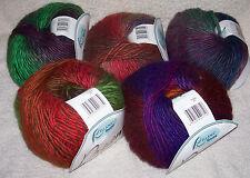 4,99 € / 100 gr Dream fil à tricoter rapide avec dégradé de couleur de RELLANA
