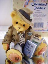 Cherished Teddies Humphrey 98 Regional Event 352977 Nib * free usa shipping