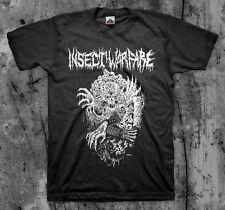 INSECT WARFARE 'Swindle' T Shirt (Nasum Phobia Napalm SOB)