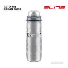 Elite ICE FLY Lightweight Insulated Water Bottle BPA Free : 500ml SMOKE