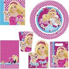 barbie compleanno festa di dei bambini Set kindergerparty MOTTO Principessa