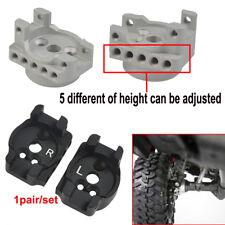 1pair Alloy CNC Rear Axle C-Hub mount L/R For TRX-4 Traxxas 1/10 RC Crawler Car