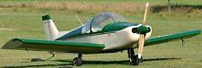 CH-250 Zenith Tail Dragger Zenair CH250 Airplane Wood Model Replica Large New