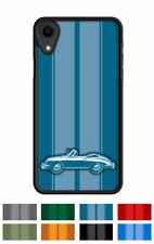 "Porsche 356 C Convertible ""Stripes"" Cell Phone Case for iPhone & Samsung Galaxy"