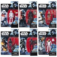 """DISNEY Star Wars Force 3.75"""" Rogue uno rebeldes despierta Figura de Acción Juguetes HASBRO"""