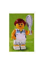 Lego Mini Figure #8803 TENNIS PLAYER Series 3
