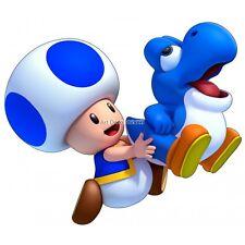 stickers autocollant Mario Yoshi Toad réf 15049 15049