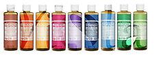 Dr Bronner Organic Moisturising Pure Castile Liquid Natural Vegan Soap 237ml
