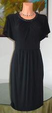 NWT Donna Ricco New York Dress, sz 4 10 Black * $138 *