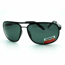 Indestructible TR90 Frame Polarized Lens Navigator Aviator Sunglasses