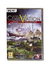 Sid Meier's Civilization V, Very Good Windows XP, PC, Windows Vista Video Games