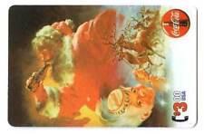 CARTE COLLECTION : COCA COLA PHONE CARD N° 11635