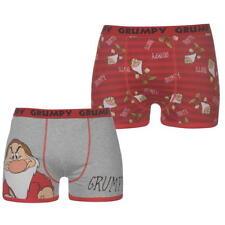 Homme Disney Sept Nains Grincheux Boxers Boxer shorts pantalon Slips Sous-vêtements