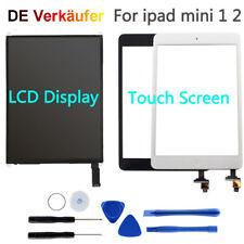 Vorderer LCD-Bildschirm Touchscreen Digitizer Ersatz für Apple iPad Mini 1 2 DE