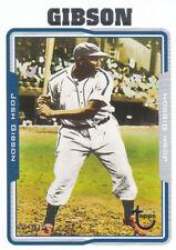 2005 Topps Retired Signature Baseball