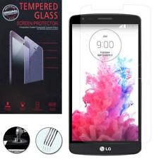 """Lot/ Pack Film Verre Trempe Protecteur pour LG G3 Stylus D690N/ LG D690 5.5"""""""