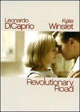REVOLUTIONARY ROAD 2008 DVD DI CAPRIO WINSLET NUOVO !