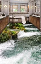 3D Klares Wasser rauschen  Fototapeten Wandbild Fototapete BildTapete Familie DE