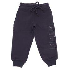 4049S pantaloni blu tuta bimbo AERONAUTICA MILITARE cotone training pant kid