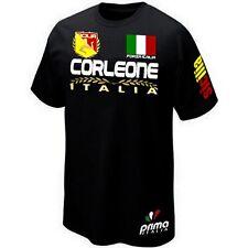 T-Shirt CORLEONE SICILIA - SICILE - Drapeau ITALIA italie Maillot ★★★★★★