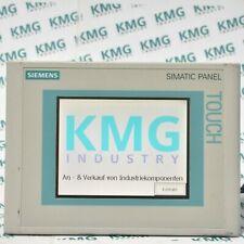 Siemens Simatic Panel Touch tp177b pn/dp-6 6av6642-0ba01-1ax1 - GARANZIA-used