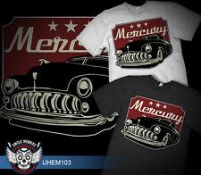 1949    MERCURY  LEAD  SLED    V8       QUALITY   TSHIRT
