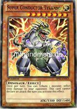 Yu-Gi-Oh 1x Super Conductor Tyranno - BP01 - Starfoil Rare Battle Pack